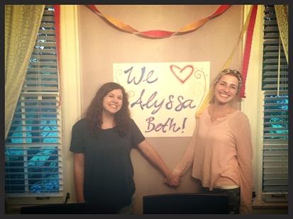 beth & alyssa